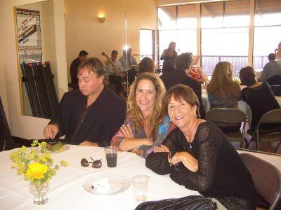 Members at Invitational Party.
